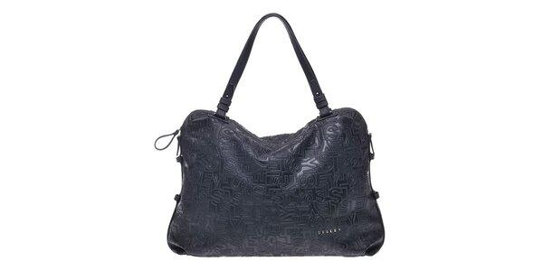 Dámská kabelka s písmenky Sisley