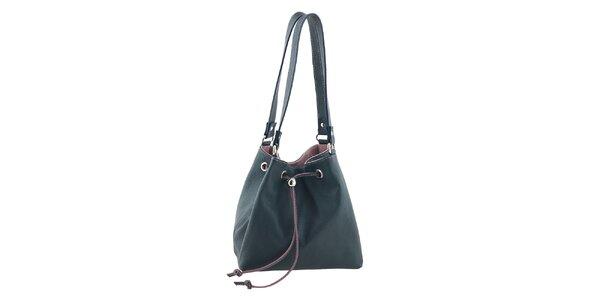 Dámská kožená kabelka ve dvou barvách Tina Panicucci