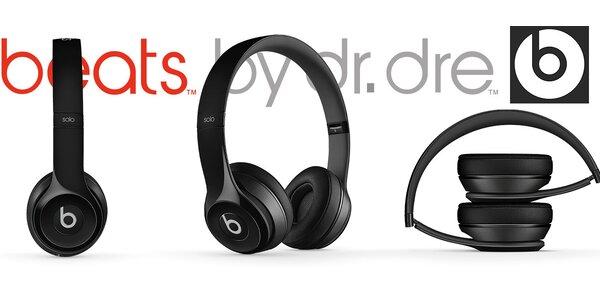 Špičková sluchátka Beats By Dr. Dre Solo HD