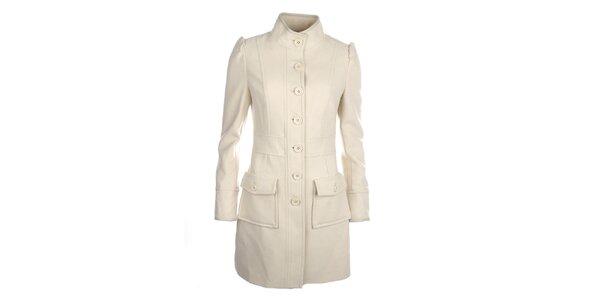 Dámský smetanový kabátek Phard
