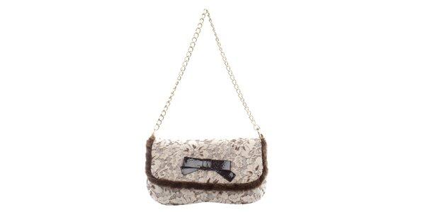 Dámská kabelka s květinovým vzorem Phard