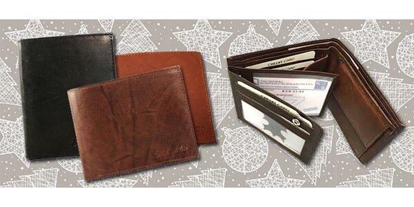 Pánská peněženka z kvalitní hovězí kůže