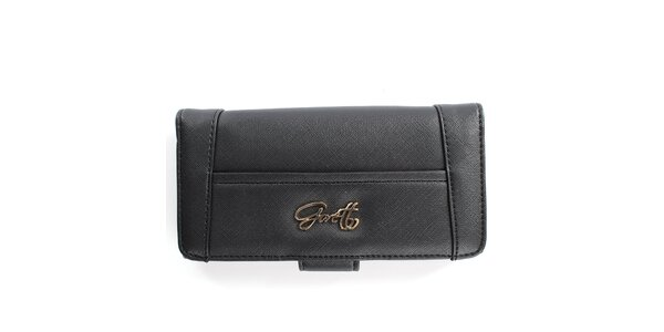 Dámská černá peněženka Gorétt