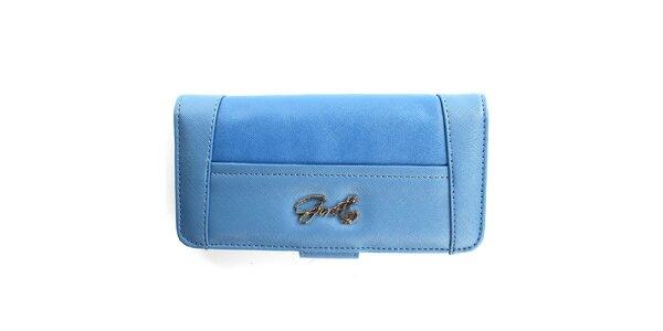 Dámská modrá peněženka Gorétt