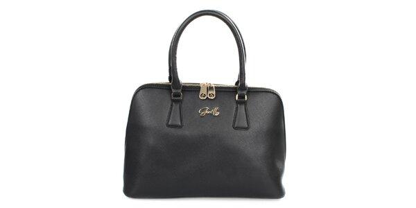 Dámská černá elegantní kabelka Gorétt