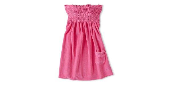 Dámské růžové šaty Brunotti