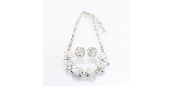 Dámský set náušnic a náhrdelníku Laura Bruni