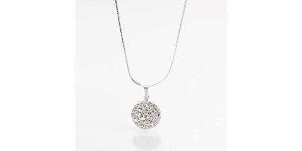 Dámský náhrdelník s krystaly Laura Bruni