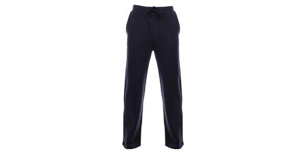 Pánské černé kalhoty Tommy Hilfiger