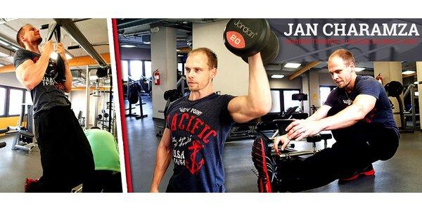 5 nebo 10 fitness tréninků s osobním trenérem