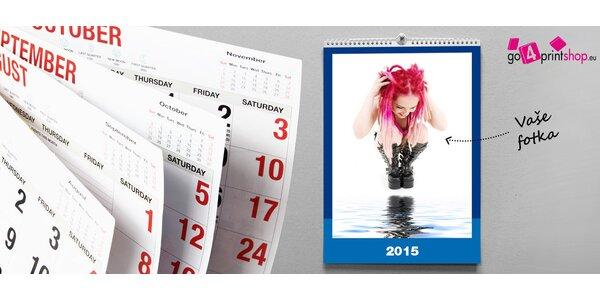 Luxusní fotokalendáře formátu A3