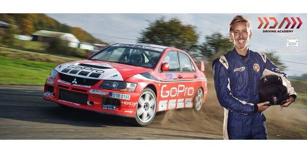 V závodním voze s Martinem Semerádem