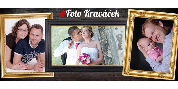 Profesionální rodinné či partnerské foto (45–60 minut)