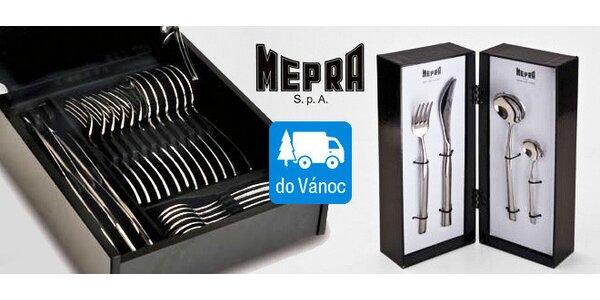 Designový set 24 příborů značky Mepra