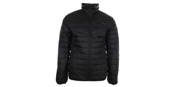 Pánská černá péřová bunda Puma