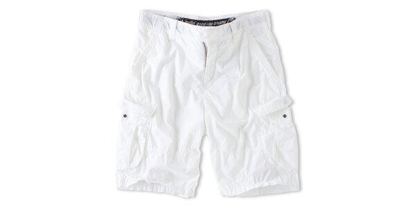 Pánské bílé šortky Brunotti