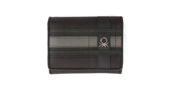 Dámská rozkládací peněženka United Colors of Benetton