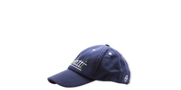 Pánská tmavě modrá baseballová čepice Brunotti s vyšívaným logem