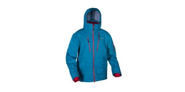 Pánská tyrkysová snowboardová bunda Envy