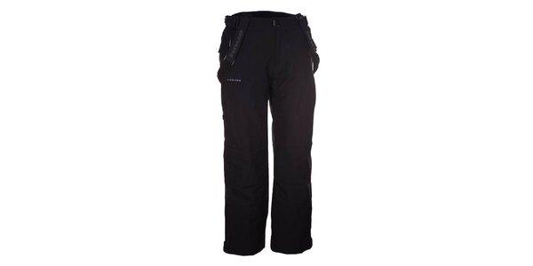 Pánské černé zimní kalhoty Envy