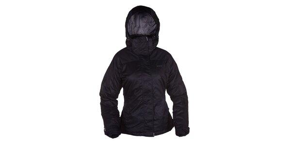 Dámská černá bunda s kapucí Envy