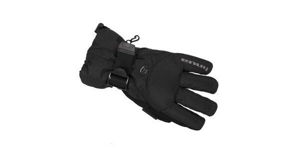 Dámské černé rukavice na lyže Envy