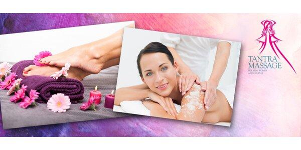 Blahodárná hodinová masáž - darujte skvělý realax