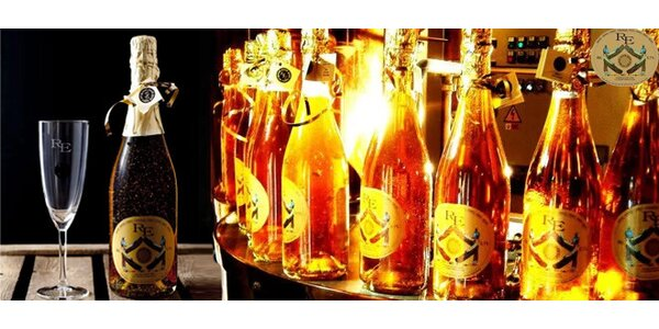 Pivo s vločkami z pravého zlata