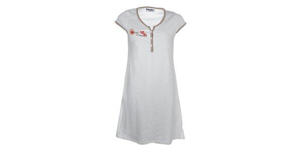Dámská noční košile s roztomilým medvídkem Body International