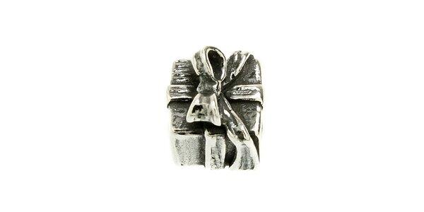 Dámský stříbrný přívěsek Bacio dárek