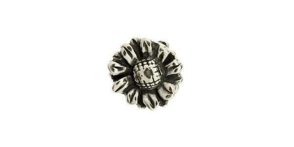 Dámský stříbrný přívěsek Bacio slunečnice