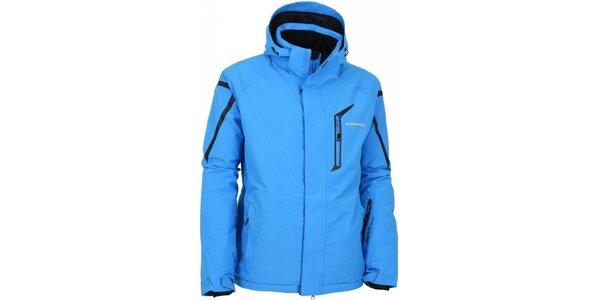 Pánská modrá lyžařská bunda Envy