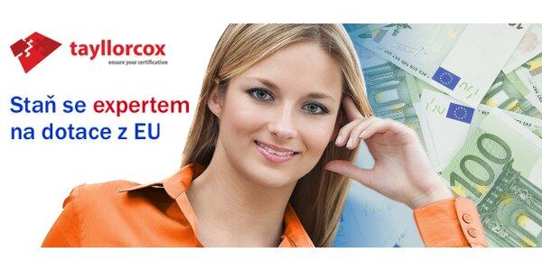 Kurz – jak získat evropské dotace