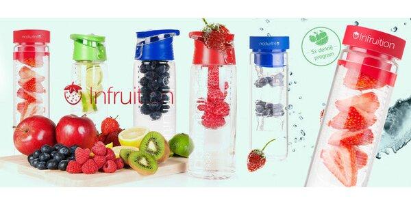 Unikátní lahve Infruition™ (600 ml) – pijte s chutí