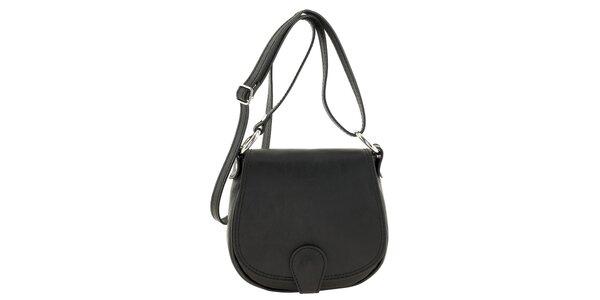 Dámská černá menší kabelka přes rameno Ore 10