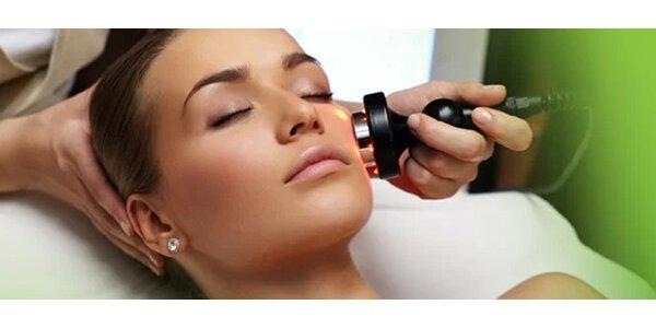 Kosmetické ošetření luxusní Španělskou kosmetikou Germaine de Capuccini