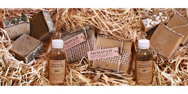 Aromapolis – přírodní koupelové oleje, mýdla i soli