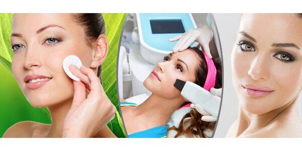 Špičkové kosmetické ošetření – lifting galvanickou žehličkou – 75 az 100 minut