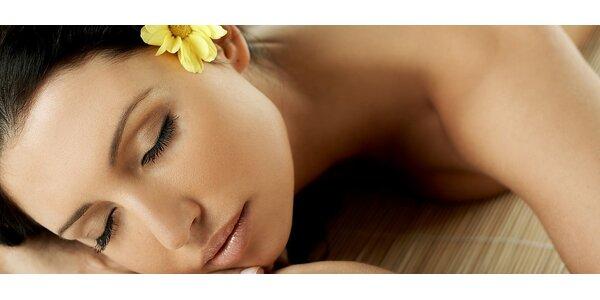 Relaxační masáž dle vlastního výběru (60 min.)