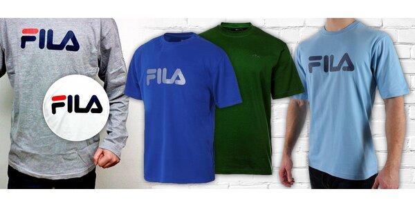 Příjemné triko Fila pro muže