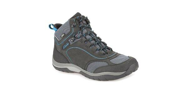 Pánské kotníkové boty s Gore-texem Clarks