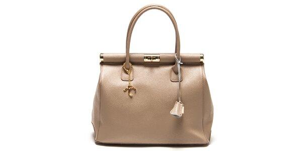 Dámská kufříková kožená kabelka Renata Corsi