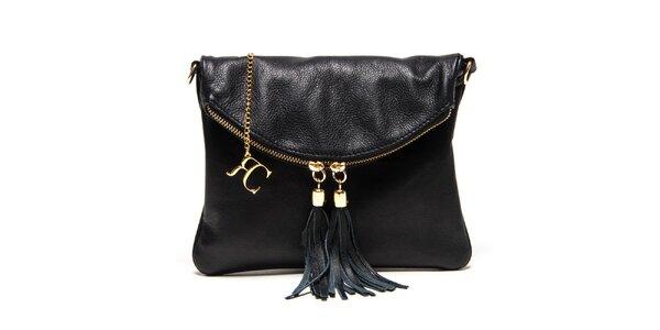 Dámská malá černá kabelka Renata Corsi