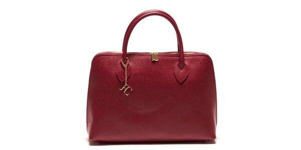 Dámská červená kabelka Renata Corsi