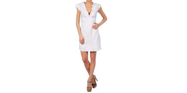 Dámské bílé šaty Nolita