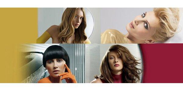 175 Kč za perfektní sestřih, regenerační vyživující zábal a ošetření vlasů.