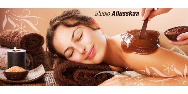 Voňavé čokoládové masáže či Breussova masáž zad