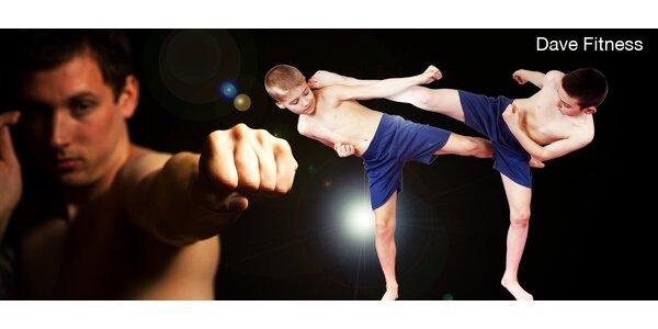 Permanentky na bojové sporty i power jógu
