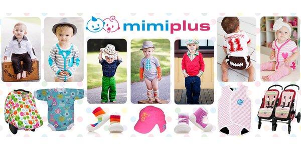 30% sleva na vše z e-shopu Mimiplus.cz