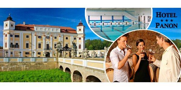 Báječná dovolená se sklenkou vína na jižní Moravě
